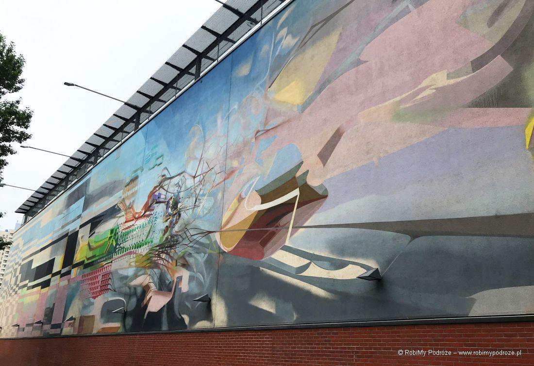 Łódzkie murale - galeria