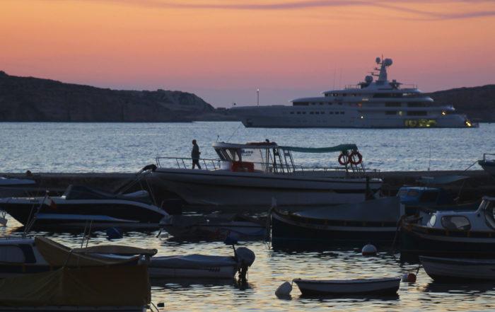 Życie nocne na Malcie