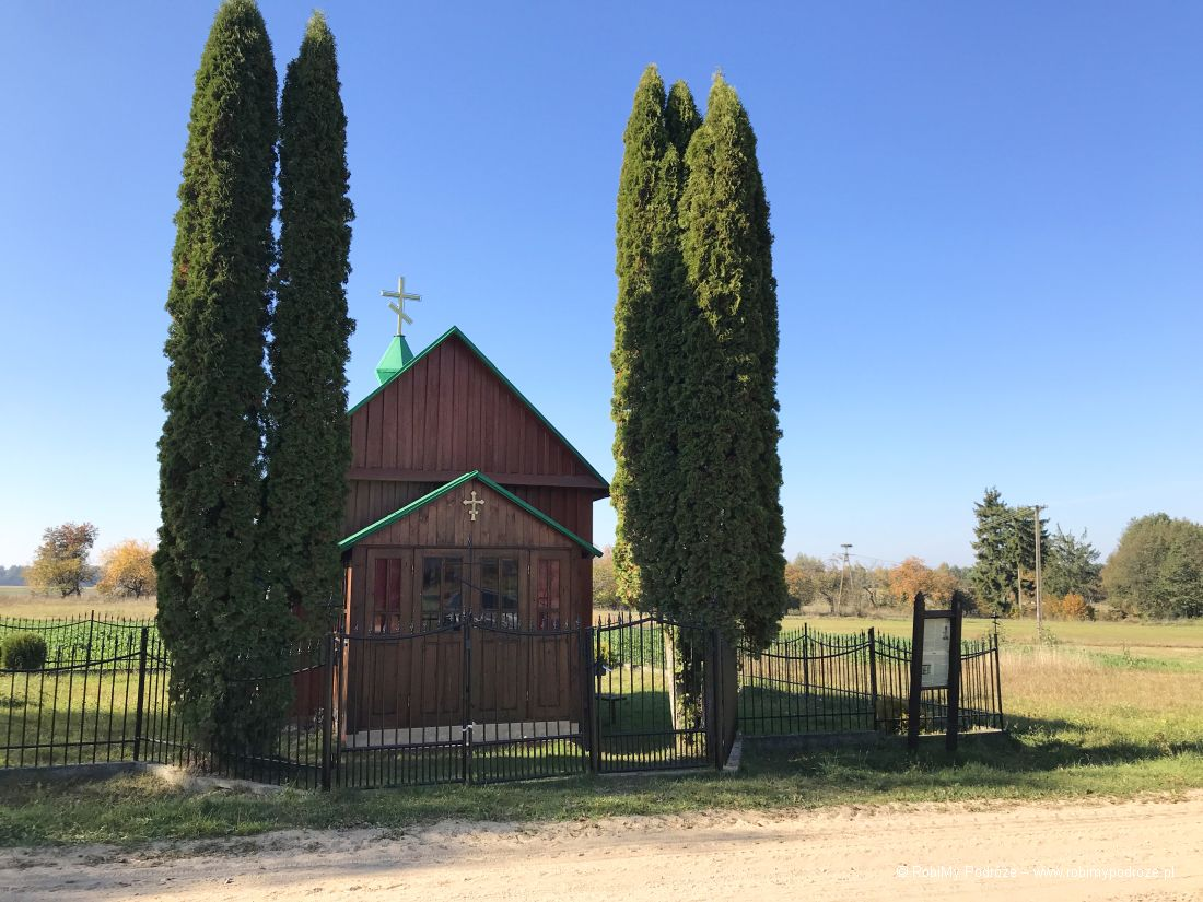 Soce - kapliczka