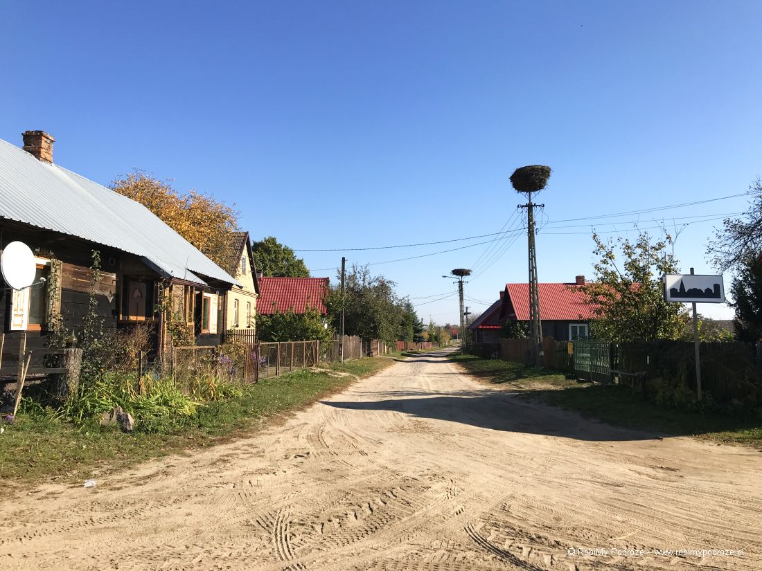 drogi w Soce