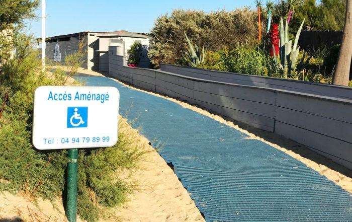 Lazurowe Wybrzeże dla niepełnosprawnych
