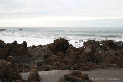 czarna plaża - przewodnik poTeneryfie