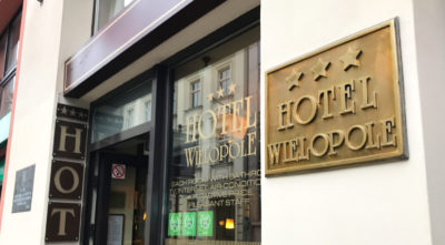 Hotel Wielopole Kraków