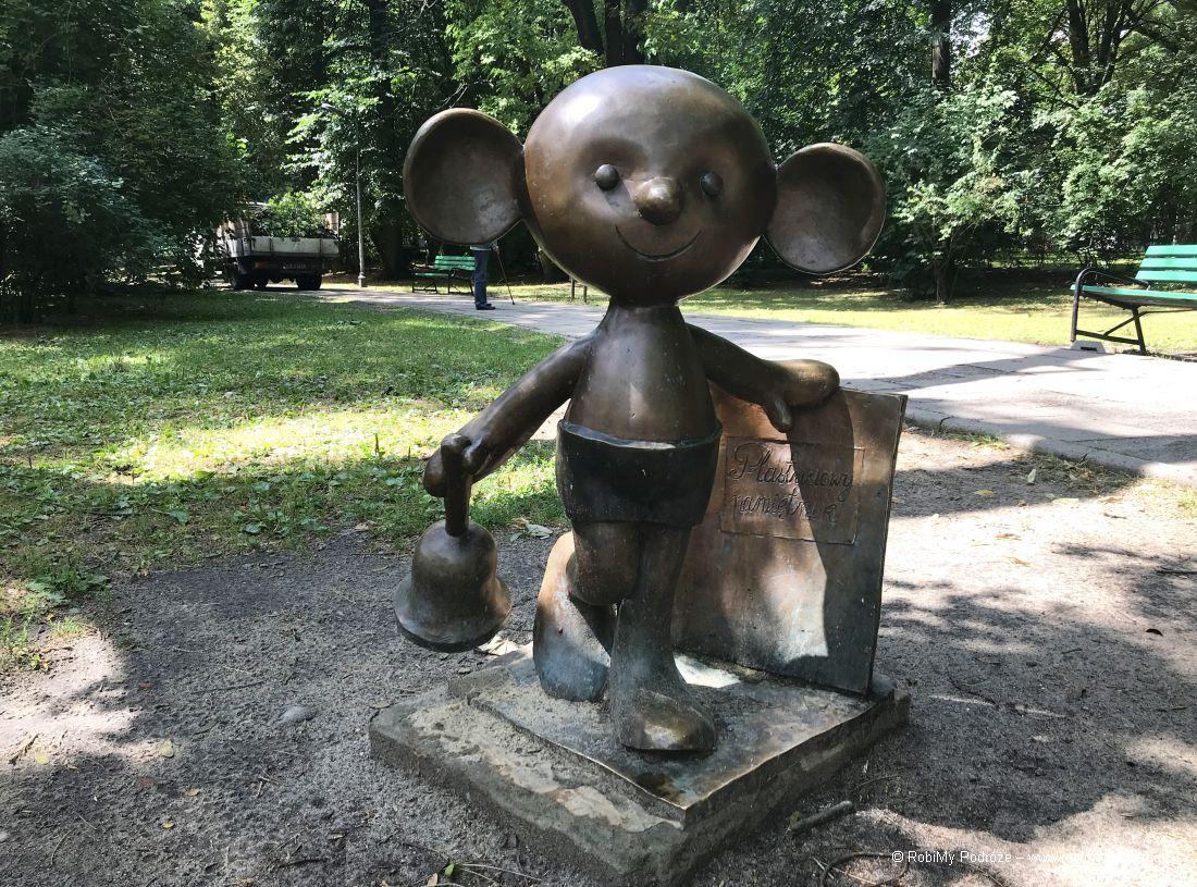 Bajkowy spacer po Łodzi - Plastuś