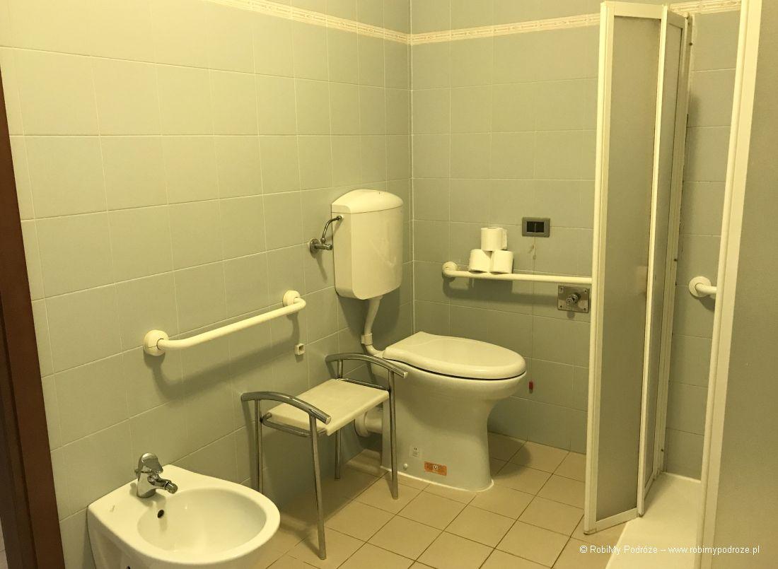 Residence Viale Venezia wWeronie łazienka