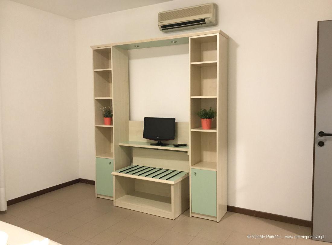 Residence Viale Venezia wWeronie klimatyzacja