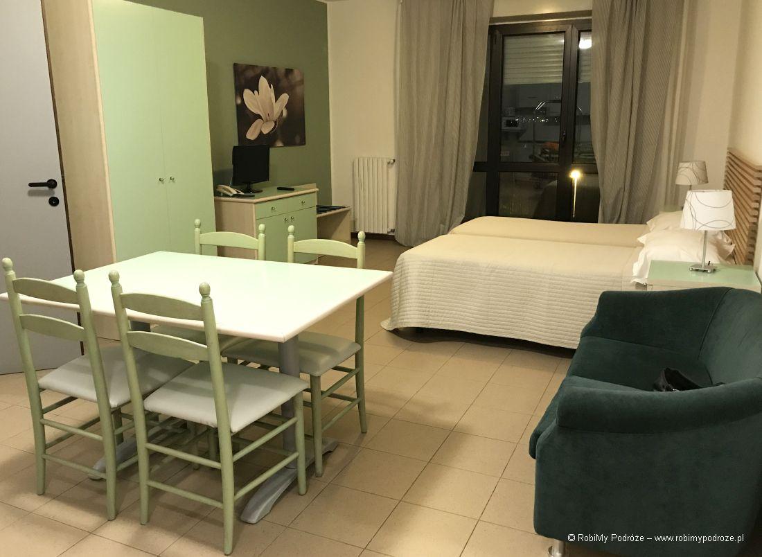 Residence Viale Venezia wWeronie salon
