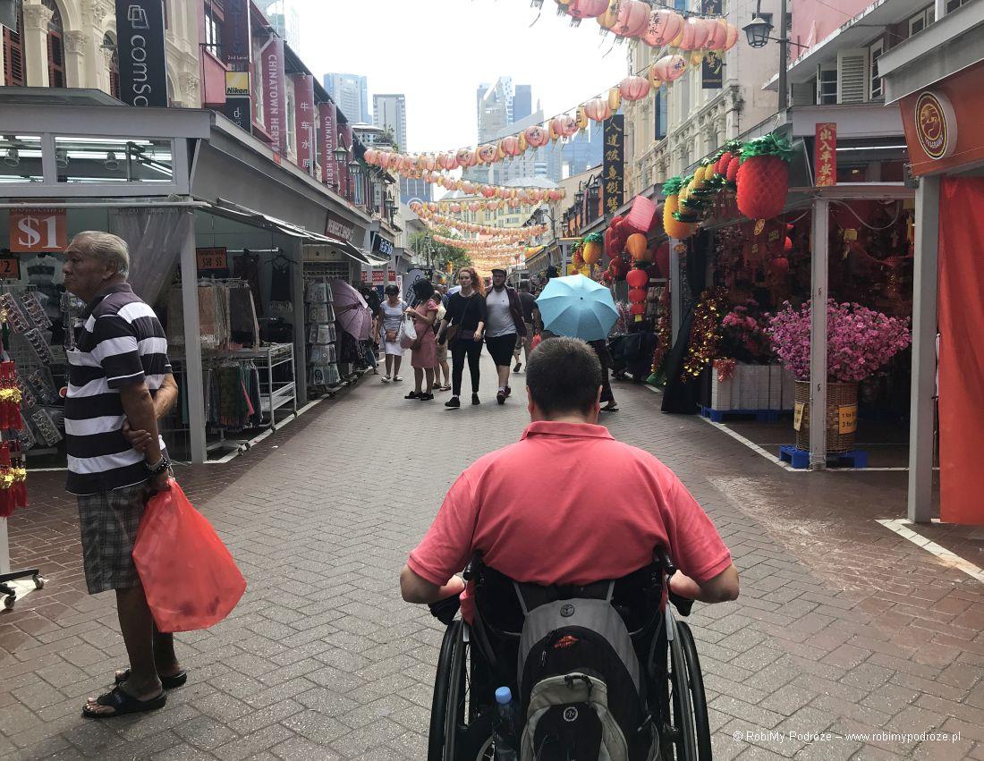Chinatown nawózku