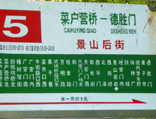 Komunikacja w Pekinie. Autobus, metro, taksówka czy spacer