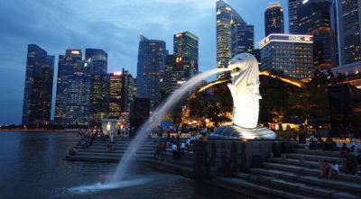 Singapur - nowoczesne miasto Lwa