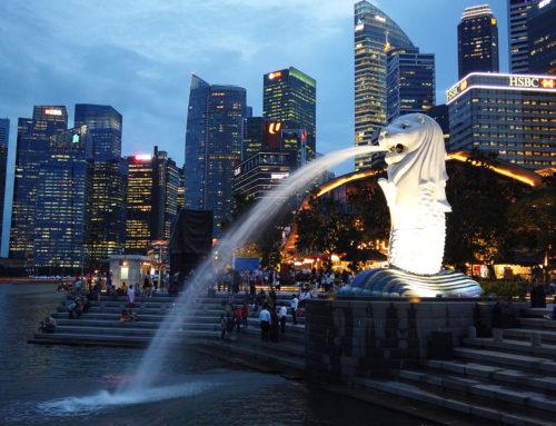 Singapur – nowoczesne miasto Lwa
