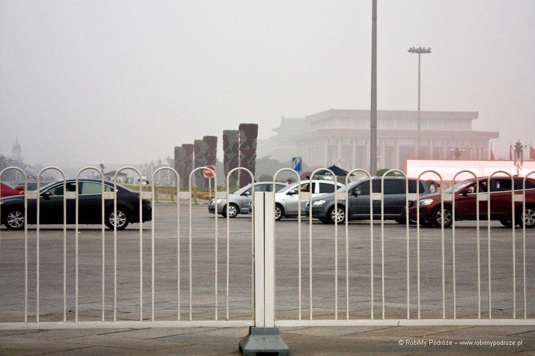 Wynajęcie samochodu w Pekinie