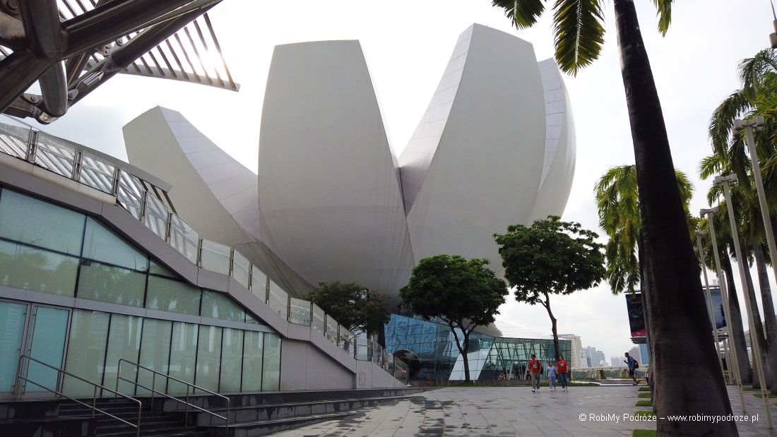 art and science museum Singapur