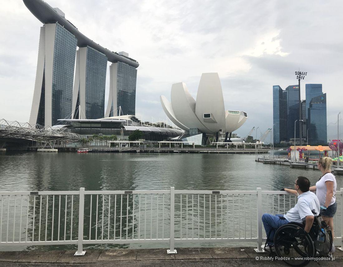 panorama Singapuru ztoru Formuły 1
