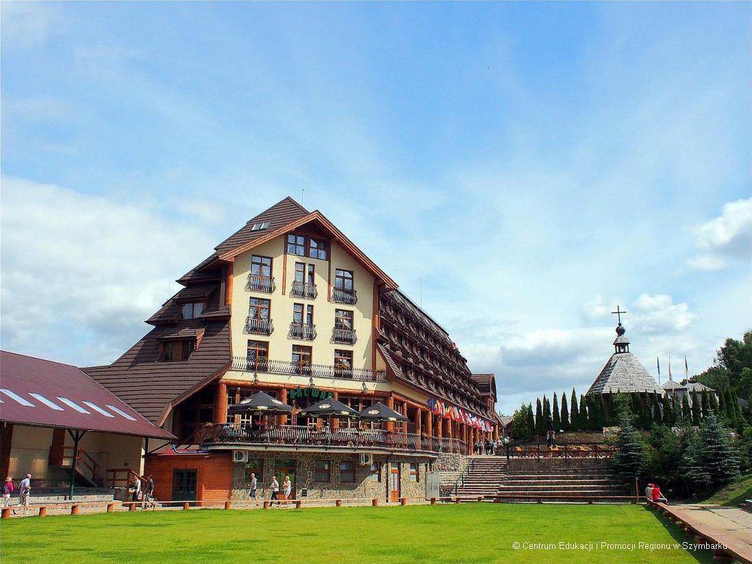 Hotel Szymbark na Kaszubach