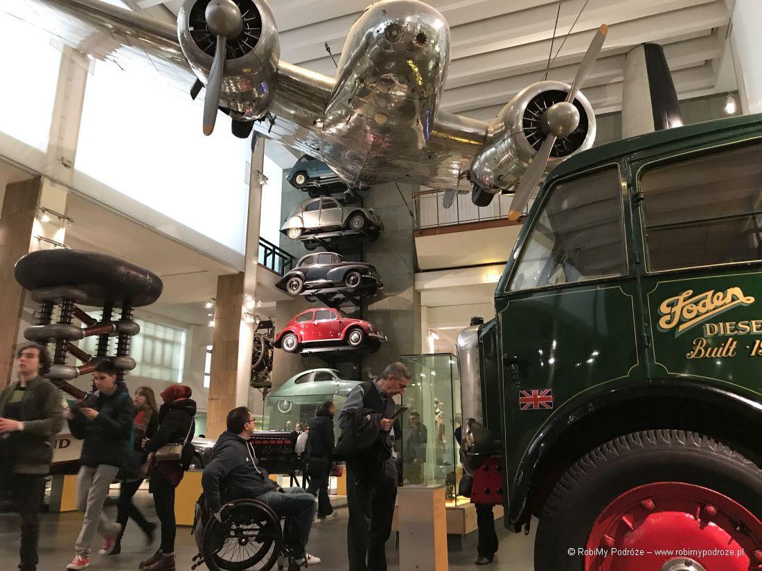 Muzeum Nauki wLondynie