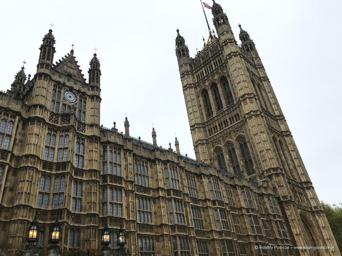 Pałac Westminsterski wLondynie