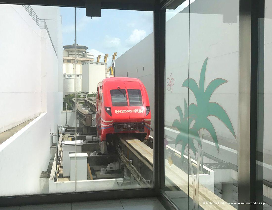 Sentosa Express wSingapurze