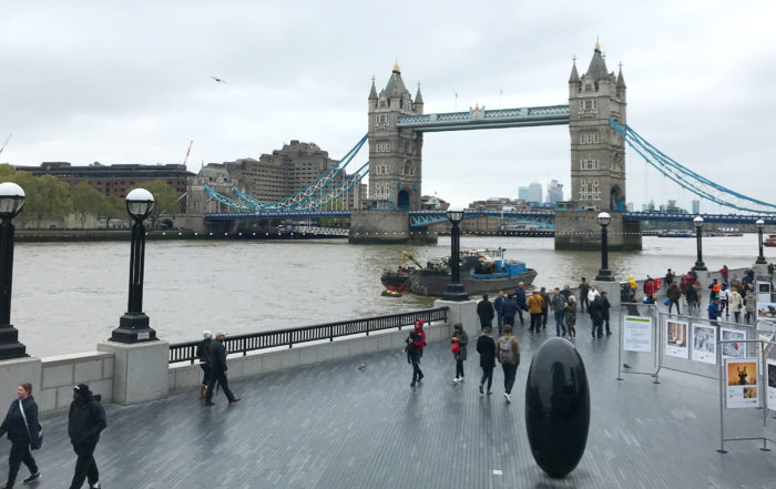 długa majówka w Londynie