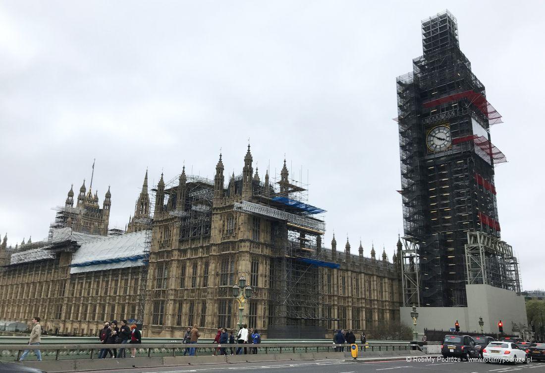 majówka wLondynie - Big Ben