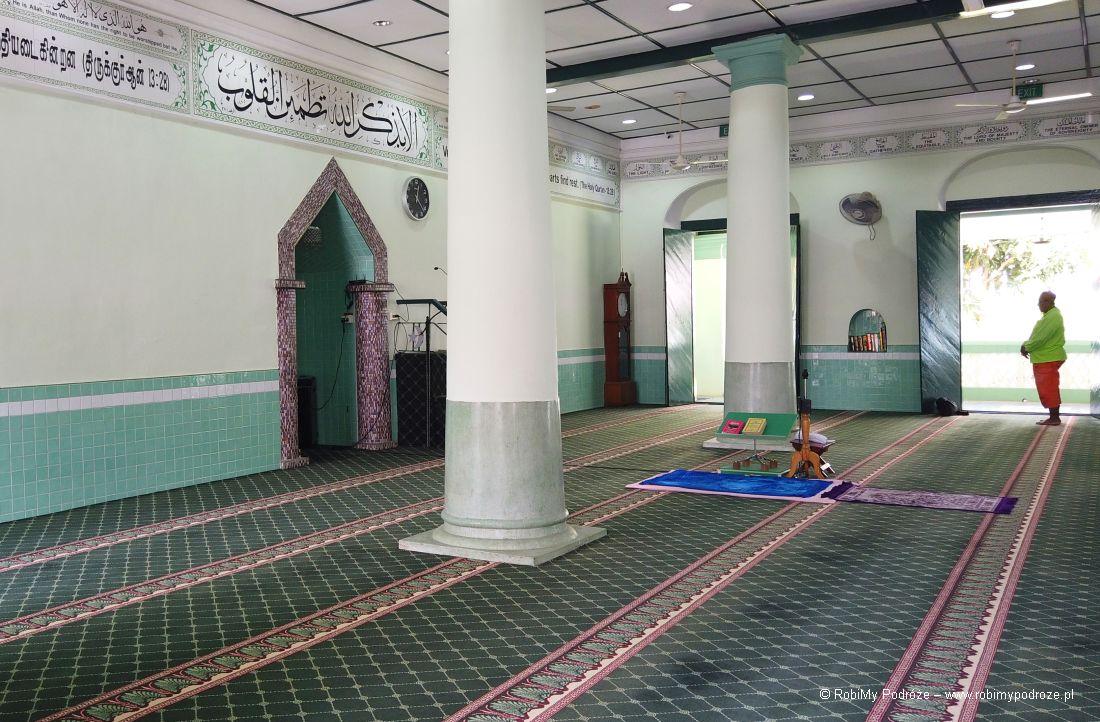 meczet wSingapurze
