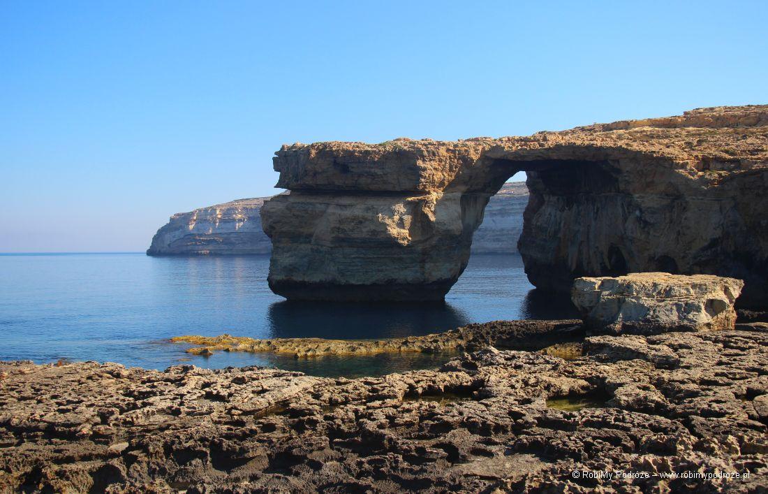 Azure Window Gra o Tron na Malcie