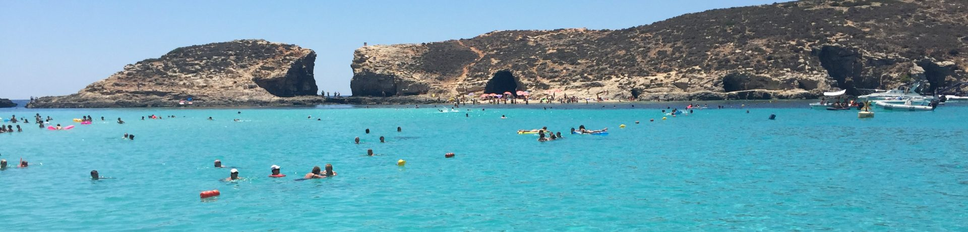 Blue Lagoon naComino