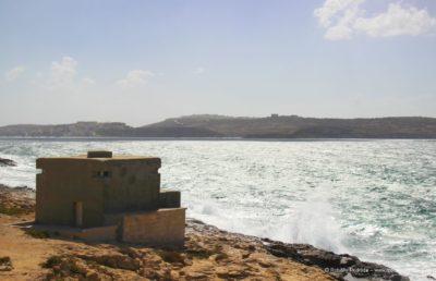 Buġibba Bay