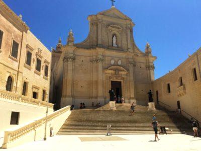 Katedra Wniebowzięcia Najświętszej Maryi Panny wVictorii Gozo