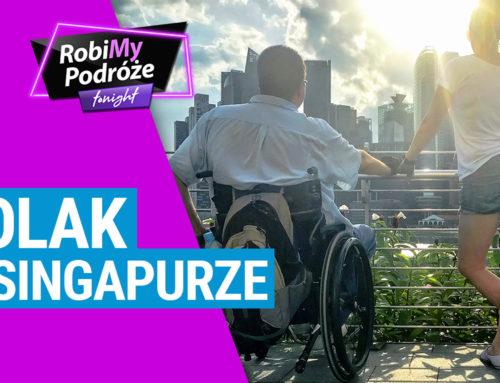 POLAK W SINGAPURZE – RobiMy Podróże Tonight Podcast #1