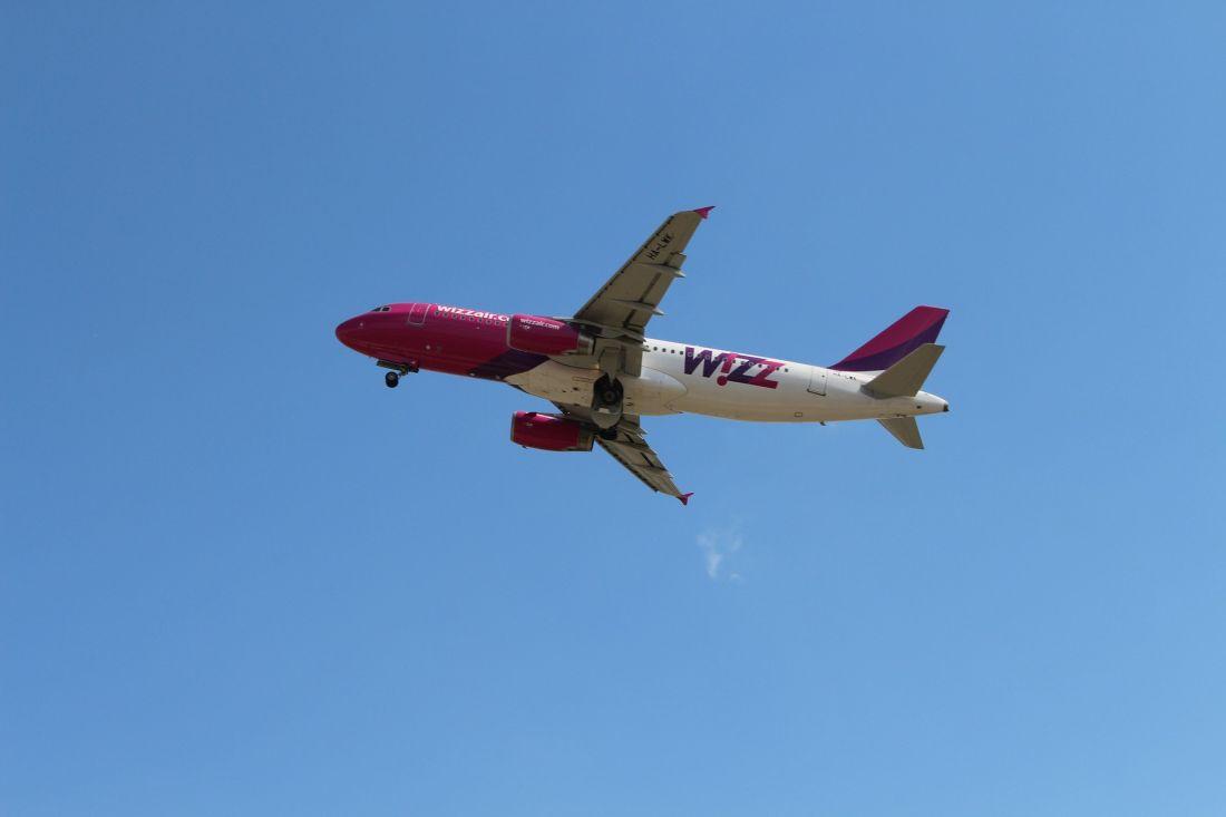 Tanie linie lotnicze Wizzair