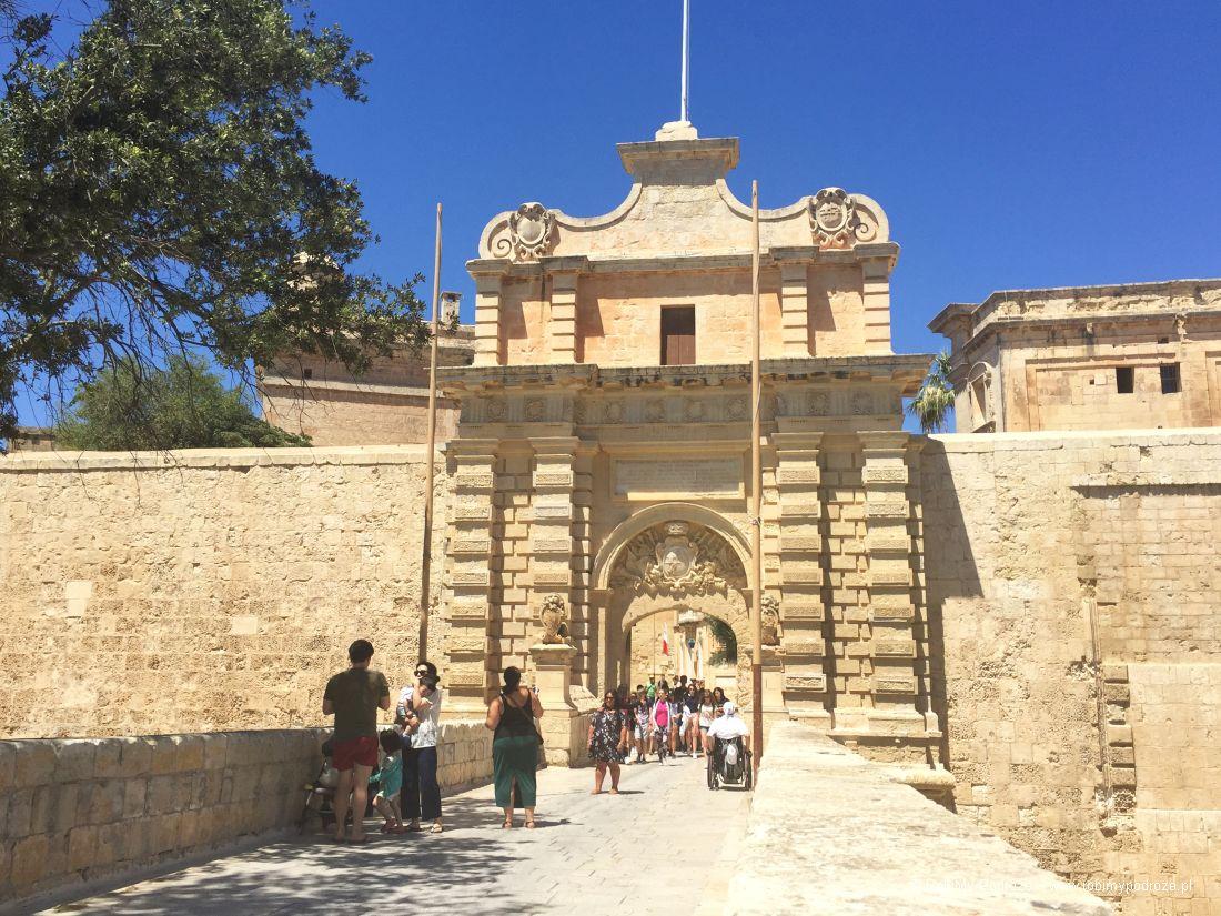 brama do Królewskiej Przystani Gra o Tron