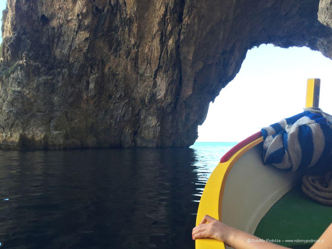 rejs naBlue Grotto - największe atrakcje Malty