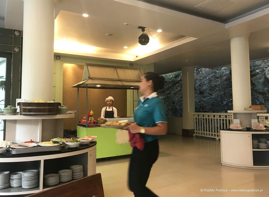 restauracja Krabi Tipa Resort Ao Nang