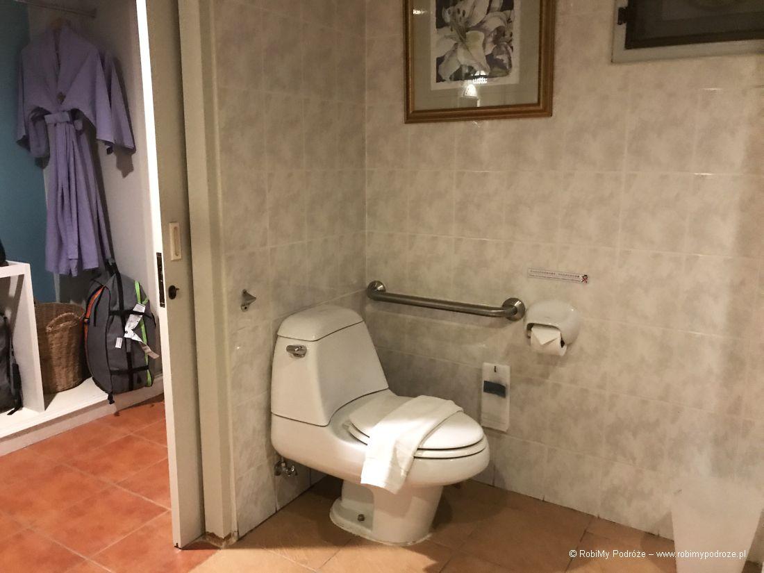 toaleta w Tajlandii