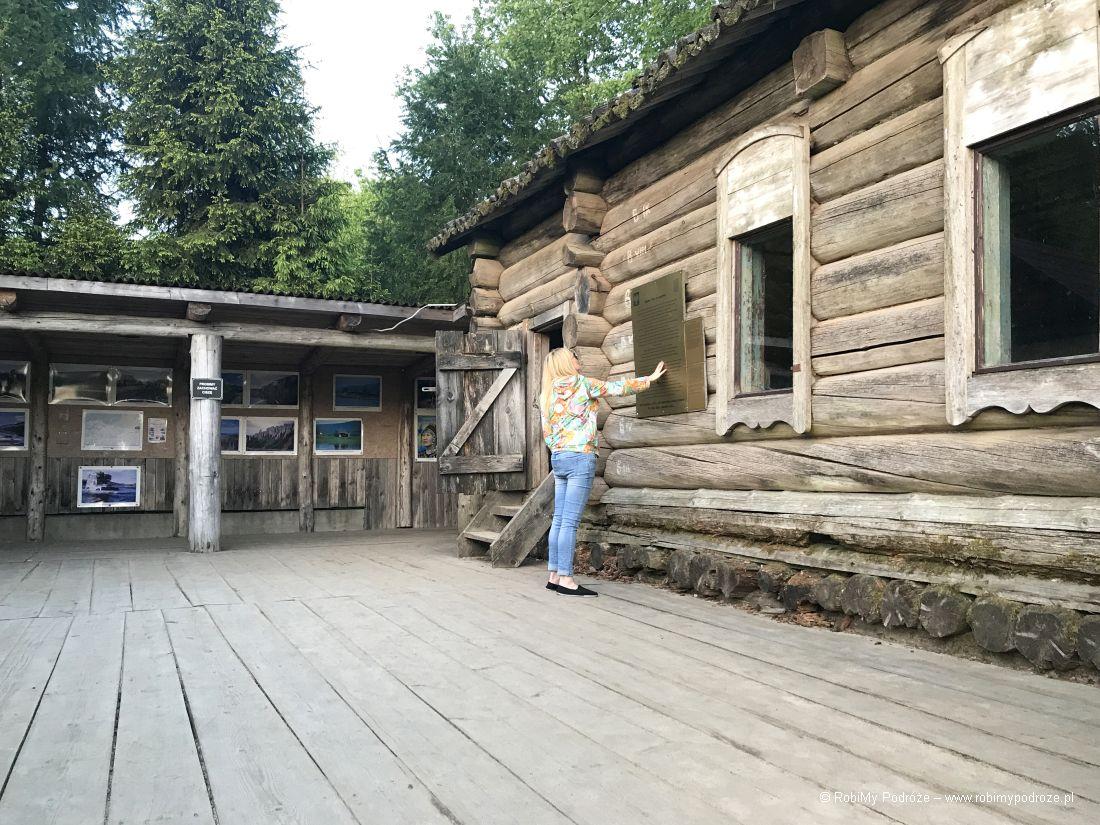 Dom Sybiraka wSzymbarku