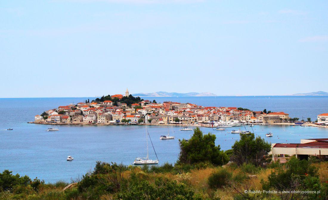Primosten - 8 niesamowitych miejsc w Chorwacji