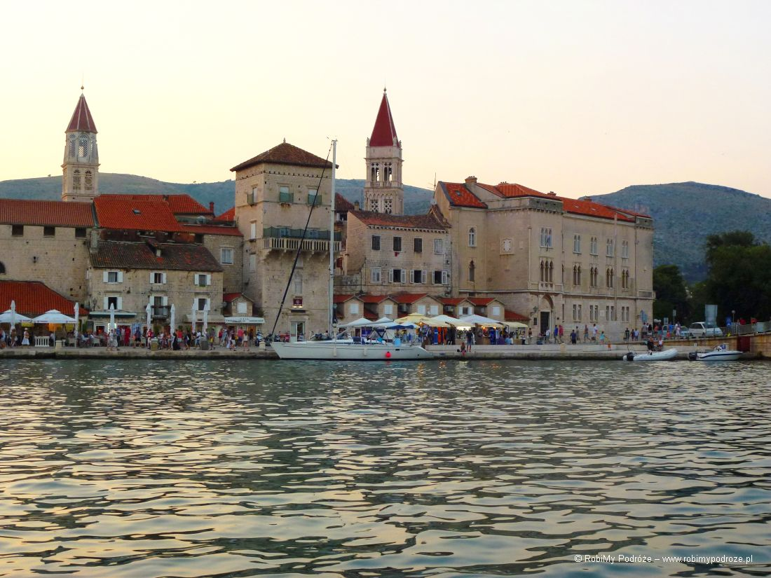 Trogir w Chorwacji musisz odwiedzić