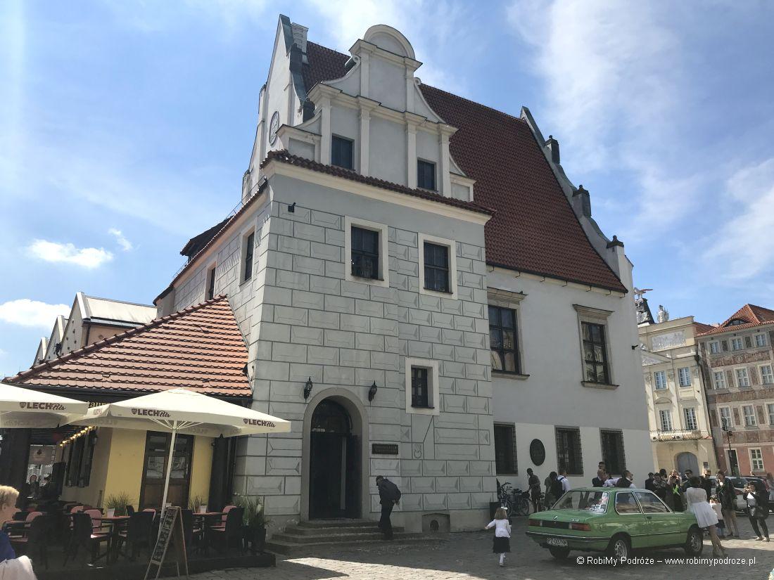 Waga Miejska wPoznaniu Poznań wkilka godzin