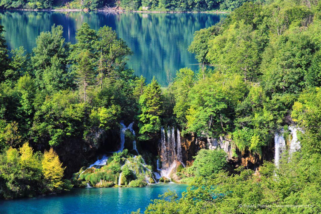 jeziora Plitvickie - 8 niesamowitych miejsc w Chorwacji