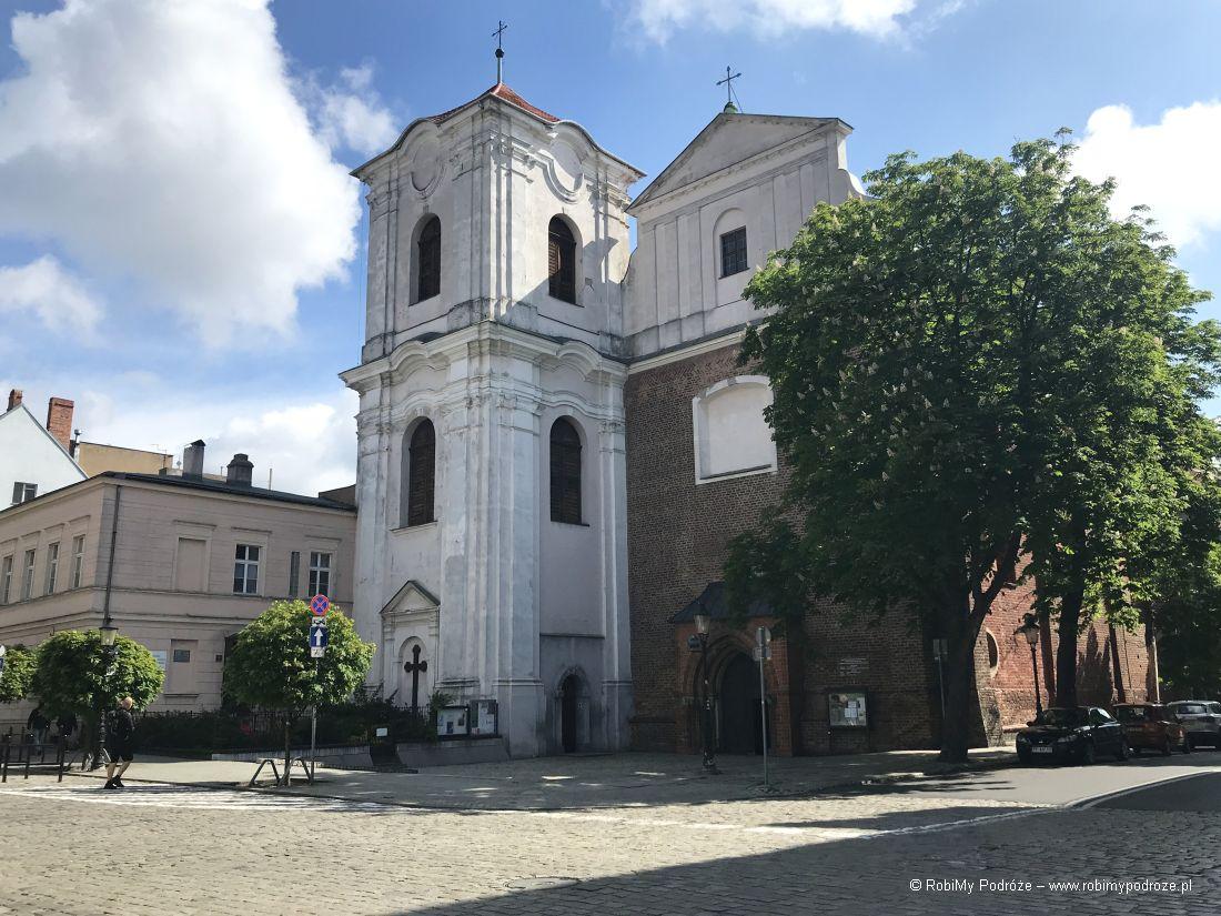 klasztor jezuitów wPoznaniu