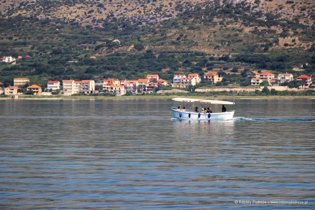 wyspa Ciovo w Chorwacji