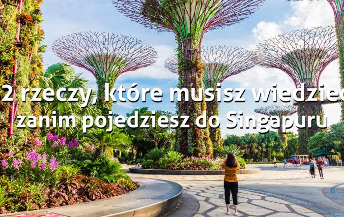 pojedziesz do Singapuru
