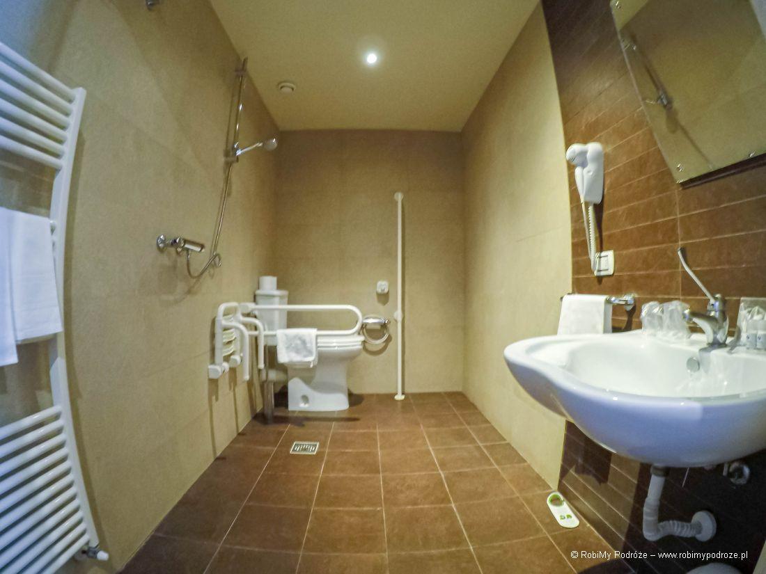 Tuscany Inn - dostosowana łazienka