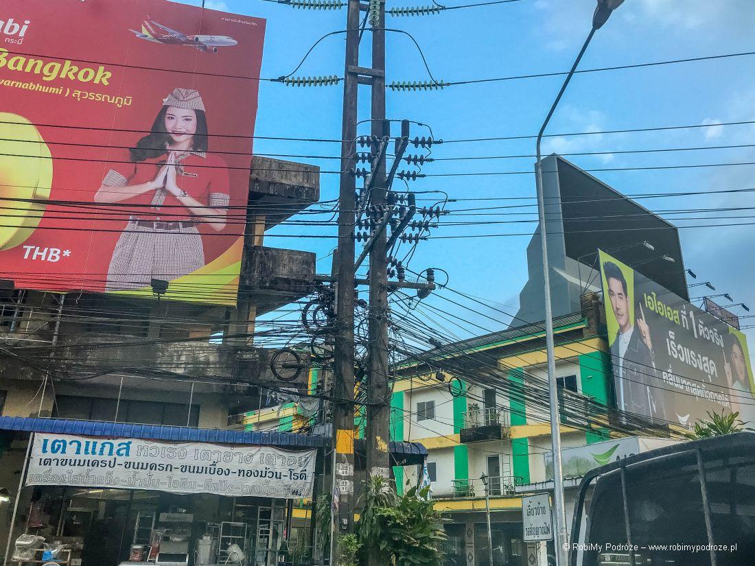 prawdziwa Tajlandia