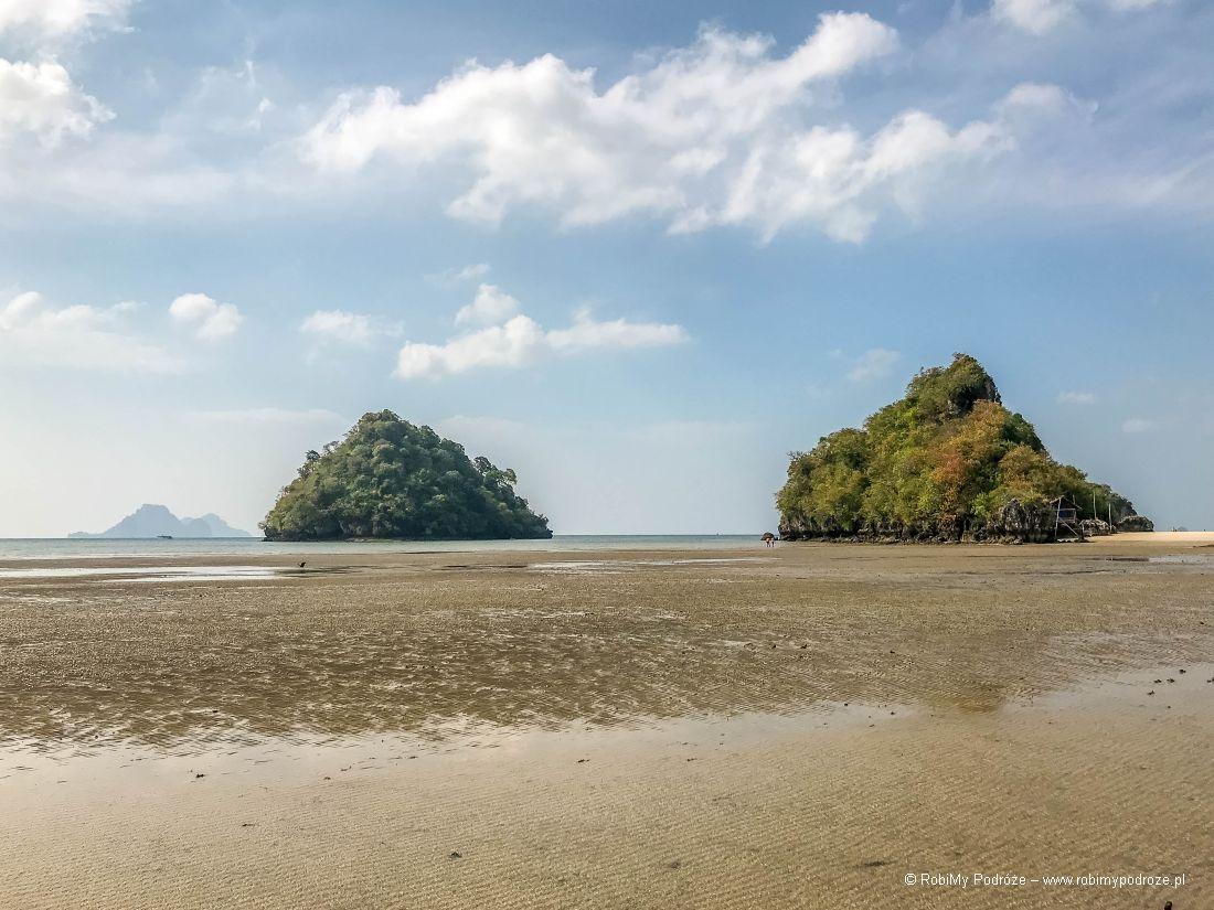 tajskie wyspy