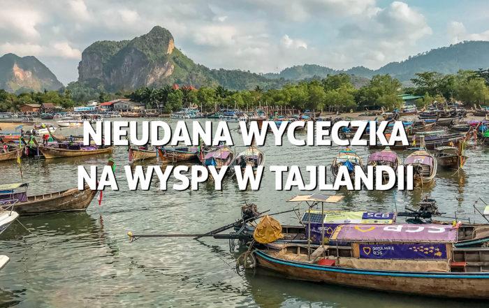 wycieczka nawyspy wTajlandii