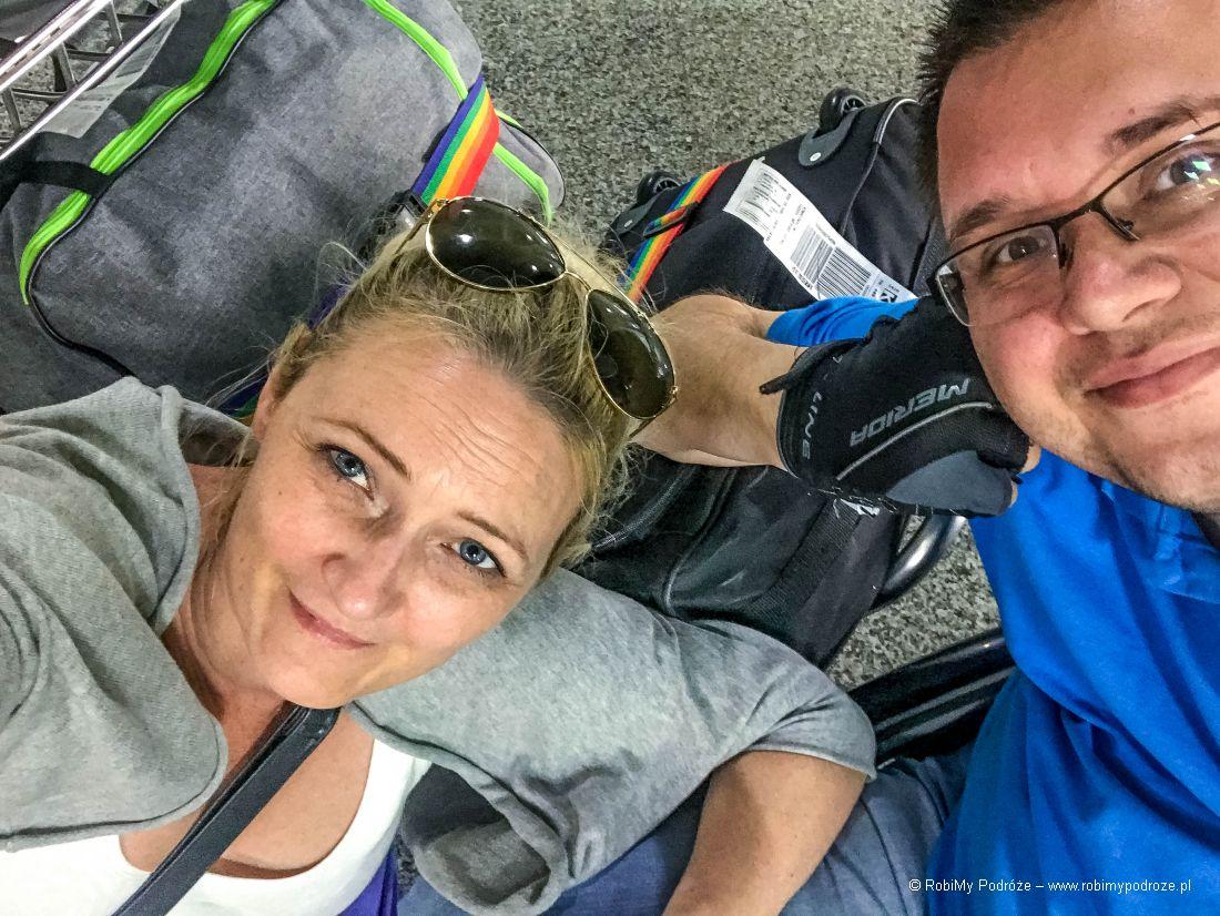 zaczynamy podróż doTajlandii