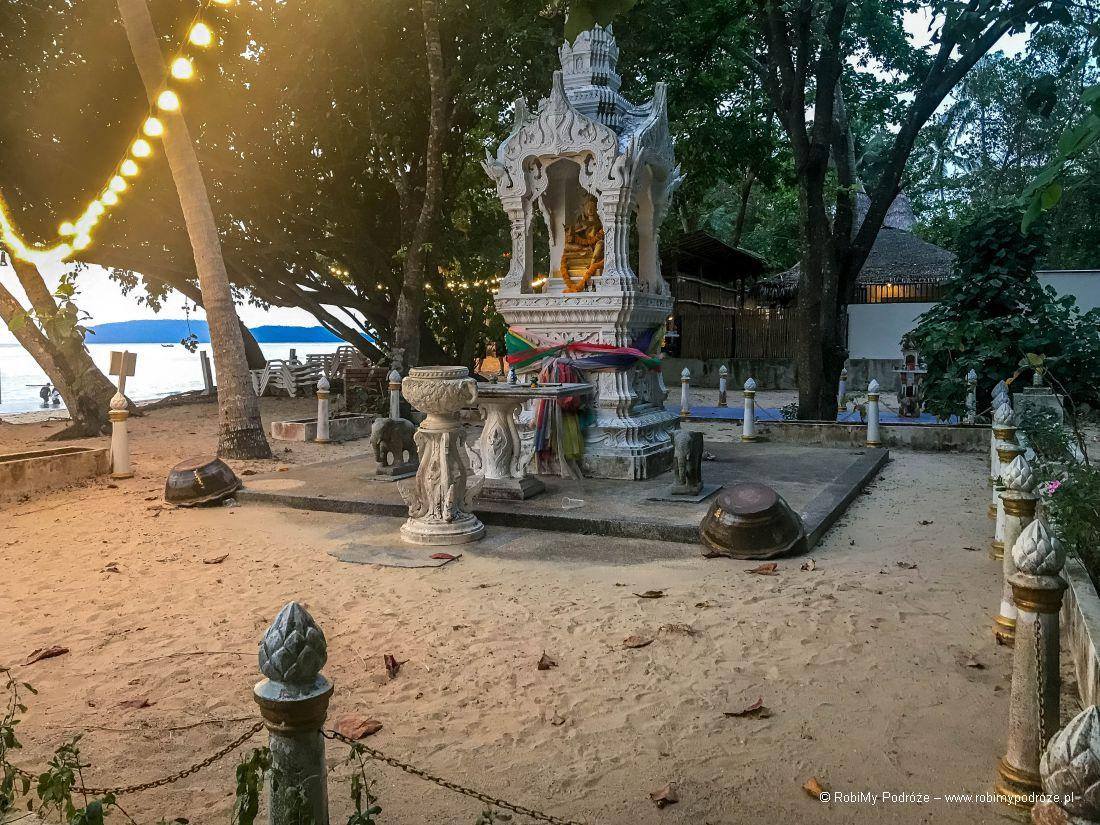 świątynia wTajlandii