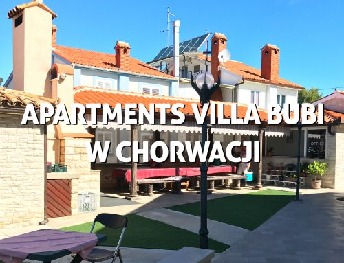Apartments Villa Bubi wChorwacji